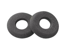 Plantronics Ear Cushions for Supra Plus, 40709-02, 6163741, Headsets (w/ microphone)