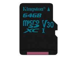 Kingston SDCG2/64GBSP Main Image from Front