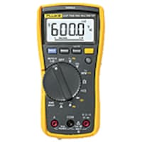 Fluke Electrician's Multimeter with Non-Contact Voltage, FLUKE-117, 6082844, Tools & Hardware