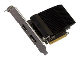 Advantech GT1030 2GB DDR5 PCIEX16 HDMI DP LOW PROF, GFX-NG1030L16-5L, 37675917, Graphics/Video Accelerators