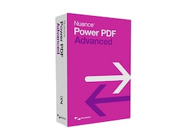 Nuance Power PDF 2.0 Advanced Retail US - English, AV09A-K00-2.0, 32254224, Software - File Sharing