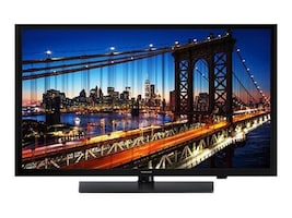 Samsung 40 HF690 Full HD LED-LCD Hospitality Smart TV, Black, HG40NF690GFXZA, 34550174, Televisions - Commercial