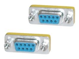 4Xem DB9 Serial 9-Pin  F F Adapter, 4X9PINFF, 16921525, Adapters & Port Converters