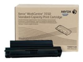 Xerox Black Standard Capacity Toner Cartridge for WorkCentre 3550, 106R01528, 11726270, Toner and Imaging Components