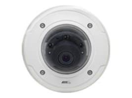 Axis P3364-LVE Vandal-Resistant Outdoor Network Camera, 0476-001, 17240115, Cameras - Security