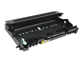 V7 DR360 Black High Yield Drum for Brother DCP-7040 & HL-2140, DBK2R360, 11475837, Toner and Imaging Components