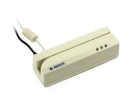 Unitech Magnetic Stripe Reader USB 3-track MSR Encoder with Software, MSR206-33U, 6557643, Magnetic Stripe/MICR Readers