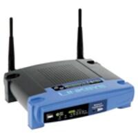 Linksys WRT54GL Wireless G Router, WRT54GL, 6135184, Wireless Routers