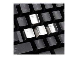 Thermaltake Metalcaps 5-Key Set WASD + ESC, EA-MTC-AKCSIL-WA, 18511845, Keyboards & Keypads