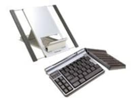 Goldtouch Go! Travel Keyboard and Laptop Stand Bundle, GTLS-0099, 11588946, Carrying Cases - Notebook