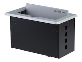StarTech.com CONFERENCE TABLE BOX A V       ADAPCONNECTIVITY LAN USB CHARGING, BOX4HDECP2, 36181211, Switch Boxes - AV