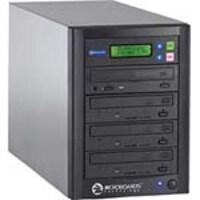Microboards Premium DVD CD Tower Copier (3-Recorders), DVD PRM-316, 6158255, Disc Duplicators