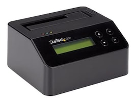 StarTech.com Hard Drive Eraser and Docking Station Standalone - 4Kn Support, SDOCK1EU3P2, 34217937, Degaussers