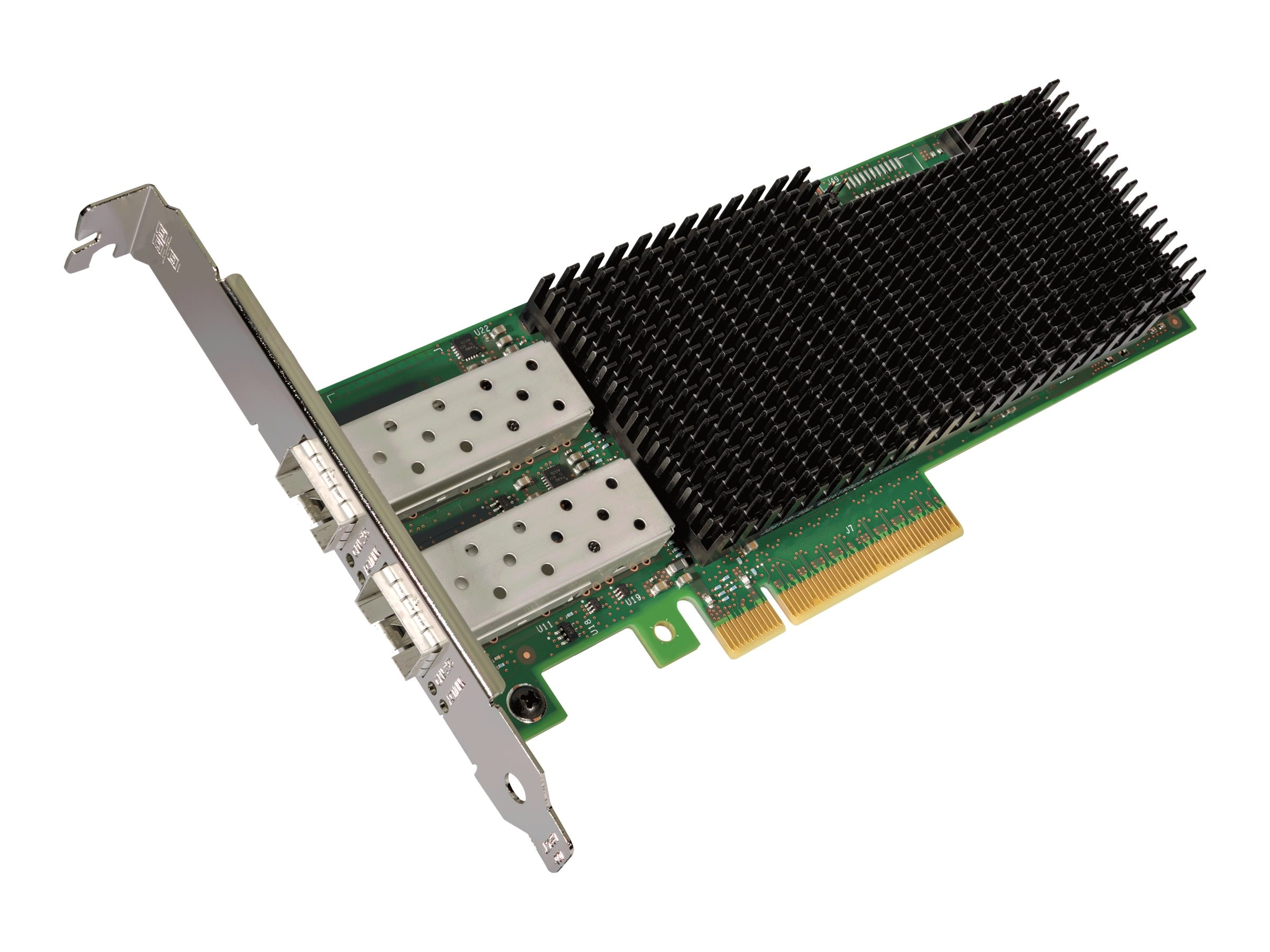 Intel XXV710-DA2 2-Port NIC, XXV710DA2, 33783013, Network Adapters & NICs