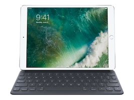 Apple Smart Keyboard for 10.5 iPad Pro, US English, MPTL2LL/A, 34190711, Keyboards & Keypads