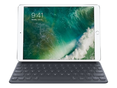 Apple Smart Keyboard for 10.5 iPad Pro, US English, MPTL2LL/A, 34190711, Keyboards & Keypads