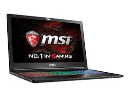 MSI GS63VR Stealth Pro 4K-228 Gaming Notebook, GS63VR4K228, 33632493, Notebooks