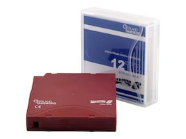 Overland 12.8 32TB LTO-8 Pre-Labeled Data Cartridges (5-pack), OV-LTO901805, 34878268, Tape Drive Cartridges & Accessories