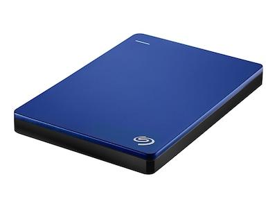 Seagate 2TB Backup Plus USB 3.0 Portable Hard Drive - Blue, STDR2000102, 16479571, Hard Drives - External