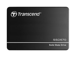 Transcend Information TS128GSSD570K Main Image from Front