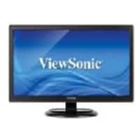 ViewSonic 23.6 VA2465SMH Full HD LED-LCD Display, Black, VA2465SMH, 18317559, Monitors