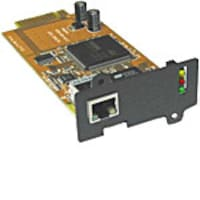 Minuteman SNMP Card for MCP6001 and MCP10001, NETAGENT SNMP, 6219302, Battery Backup Accessories