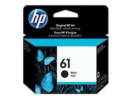 HP 61 (CH561WN) Black Original Ink Cartridge, CH561WN#140, 11304798, Ink Cartridges & Ink Refill Kits - OEM