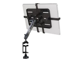 Joy Factory Unite C-Clamp Mount for 7-12 Tablets up to 1 Thick, MNU202, 21014911, Stands & Mounts - Desktop Monitors