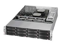 Supermicro SSG-6027R-E1R12N Main Image from Right-angle