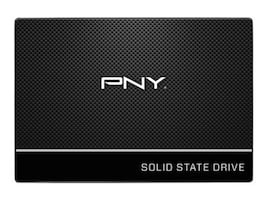 PNY 960GB CS900 SATA 6Gb s 2.5 7mm Internal Solid State Drive, SSD7CS900-960-RB, 35130690, Solid State Drives - Internal