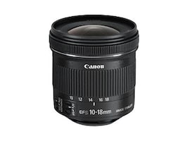 Canon EF-S 10-18mm f 4.5-5.6 IS STM Lens, 9519B002, 35146042, Camera & Camcorder Lenses & Filters