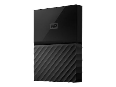 WD 4TB My Passport Ultra, Black, WDBYFT0040BBK-WESN, 32484855, Hard Drives - External