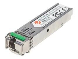 Intellinet GE Fiber WDM SFP Single-mode RX1310 Transceiver Module, 507486, 32061182, Network Transceivers