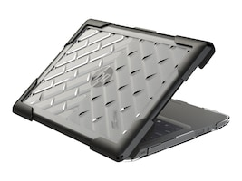Gumdrop BumpTech Case for HP Stream Pro 11 G4 EE, Black Clear, BT-HPS11G4CS-BLK, 35719550, Carrying Cases - Notebook