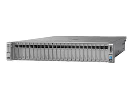 Cisco UCS-SPR-C240M4-BB1 Main Image from Right-angle