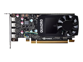 PNY NVIDIA Quadro P600 PCIe 3.0 x16 Graphics Card, 2GB GDDR5, VCQP600-PB, 33761594, Graphics/Video Accelerators