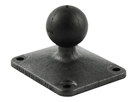 Ram Mounts Composite Ball Base with 1.5 x 2 4-Hole Pattern, RAP-B-202U-225, 36243805, Mounting Hardware - Miscellaneous