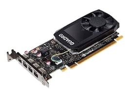 Dell NVIDIA Quadro P1000 PCIe 3.0 x16 Graphics Card, 4GB GDDR5, 490-BDXN, 36842955, Graphics/Video Accelerators