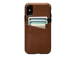 Targus DEEN LUGANO LTHR WALLET CASE IPHONE X XS, SFD37306NPUS, 37235111, Carrying Cases - Phones/PDAs