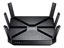 TP-LINK AC3200 Wireless Tri-Band Gigabit Router, ARCHER C3200, 29830278, Wireless Routers