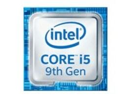 Intel Processor, Core i5-9400 2.9GHz 4.1GHz Turbo 6-core 9MB SmartCache 2666MHz DDR4, BX80684I59400, 36570144, Processor Upgrades