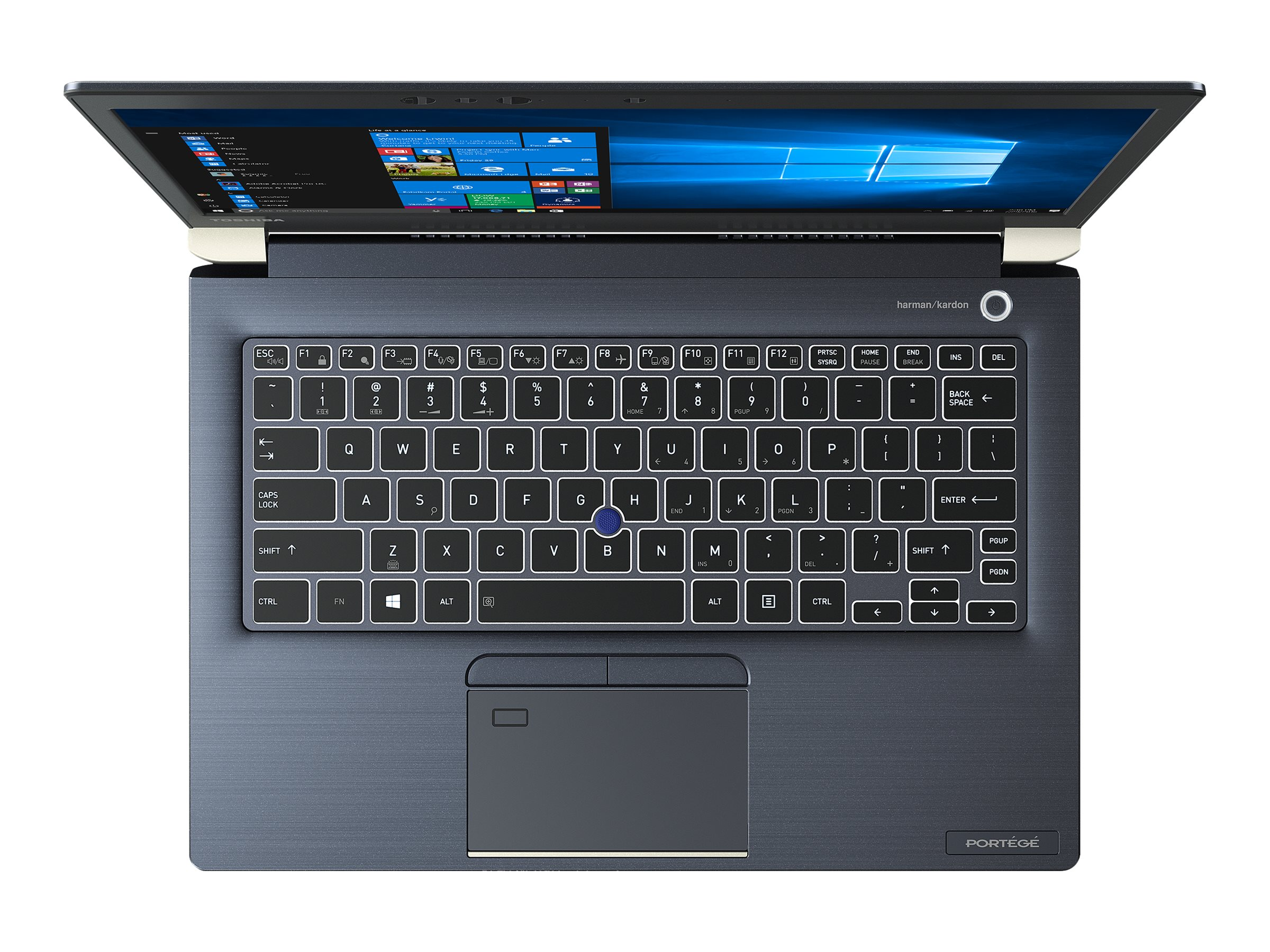Buy Toshiba Portege X30 E1346 Core I7 19ghz 16gb 512gb 13 W10p At Flashdisk 2 Gb Connection Public Sector Solutions
