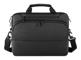 Dell Pro Briefcase, 14, PO-BC-14-20, 36883079, Carrying Cases - Notebook