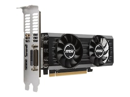 Microstar Radeon RX 560 Overclocked Graphics Card, 4GB GDDR5, R5604TPC, 35225568, Graphics/Video Accelerators