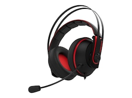 Asus Cerberus V2 Gaming Headset, 90YH015R-B1UA00, 34736569, Headsets (w/ microphone)