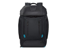 Acer Predator Gaming Notebook Utility Backpack, NP.BAG1A.288, 36793057, Carrying Cases - Notebook