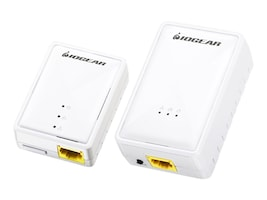 IOGEAR Powerline Wireless Extender Kit, GPLWEKIT, 30771789, Wireless Antennas & Extenders
