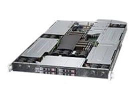 Supermicro SuperServer 1027GR 1U RM Xeon E5-2600 (x2) Max. 256GB ECC DDR3 4x2.5 HS 5 PCIE 3.0 (4 x16, 1 x8), SYS-1027GR-TQFT, 14580641, Servers