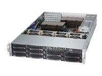 Supermicro SYS-6027AX-TRF-HFT1 Main Image from Right-angle