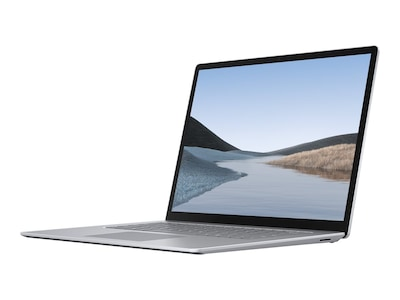 Microsoft Surface Laptop 3 Core i5-1035G7 8GB 256GB SSD ax WC 13.5 PS MT W10P Alcantara Platinum, PKU-00001, 37616108, Notebooks